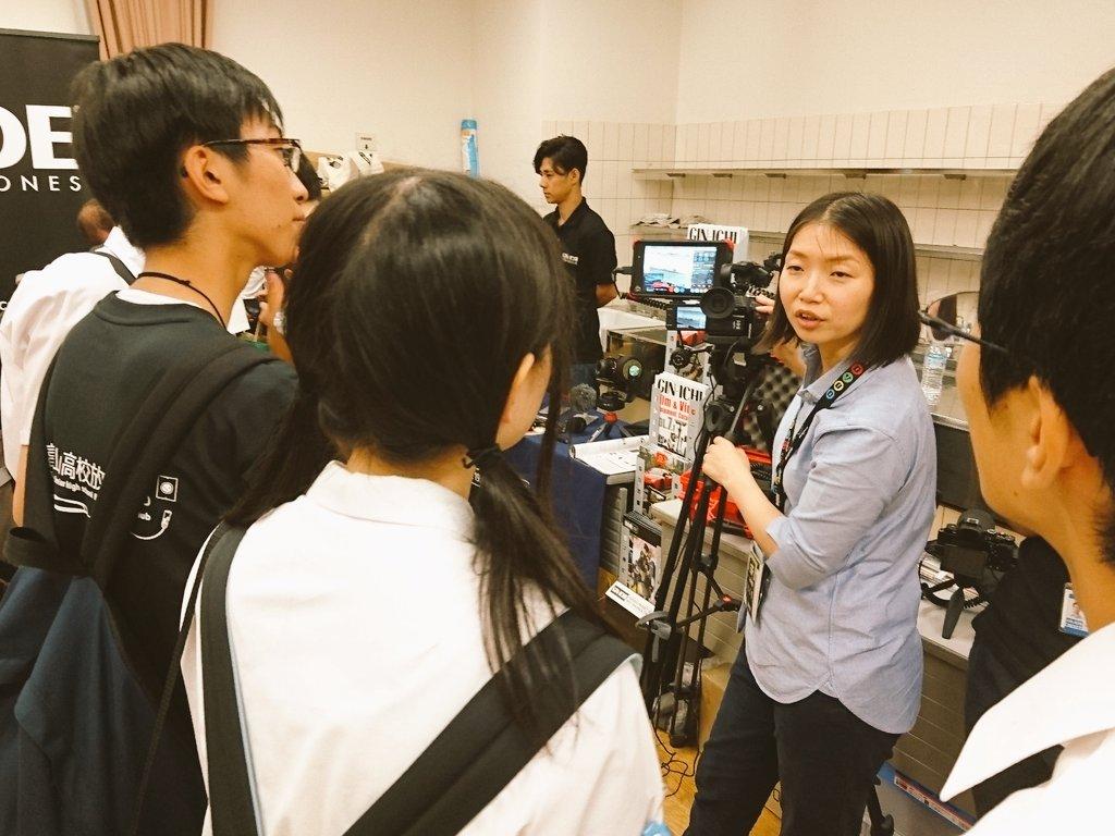 高校放送機器展2016 2日目を開催